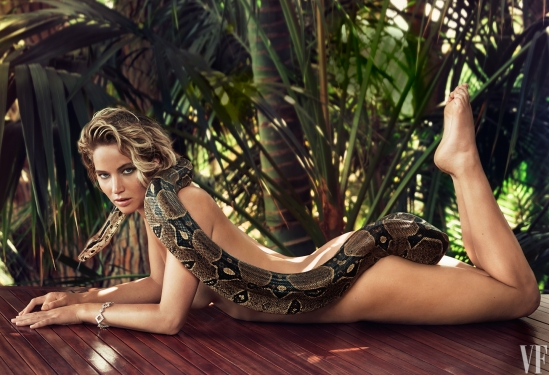 Jennifer-Lawrence-Snake